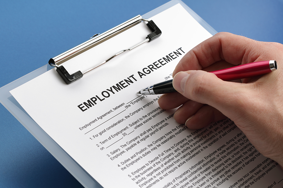 Thumbnail image for Employment Agreement Non-Compete Provision.jpg