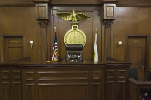 Trial Courtroom