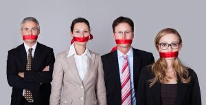 Employees Silenced by Non-Disparagement Agreements