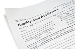 Employment Application Cannot Waive Statute of Limitations