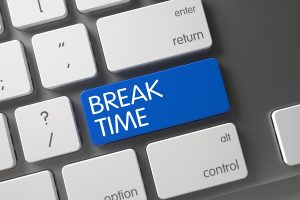 Employees entitled to be paid for short breaks
