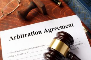 Court finds forced arbitration argeement violates anti-discrimination law