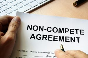 New Jersey Court Enforces Non-Compete Agreement
