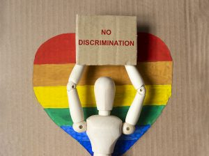 Federal law prohibits sexual orientation discrimination