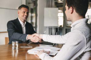 Legal claim based on rescinded job offer